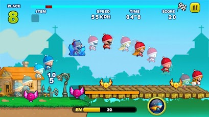 Turbo Kids Android Arcade & Action