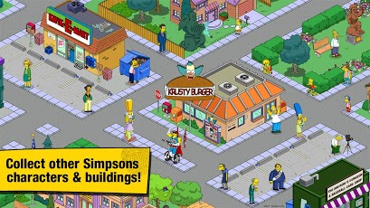 The Simpsons™: Tapped Out Android Casual