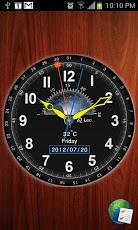 Clockwise Timepiece Widget Android Lifestyle