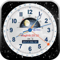 Clockwise Timepiece Widget