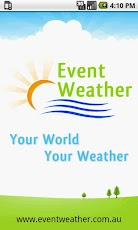 Event Weather App Android Weather
