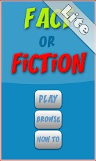 Fact or Fiction Lite Android Brain & Puzzle