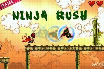 Ninja Rush HD Android Arcade & Action
