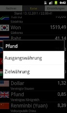 currency converter Android Finance