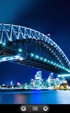 Sydney Harbor Bridge HD Android Personalization