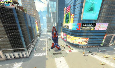 The Amazing Spider-Man Android Arcade & Action