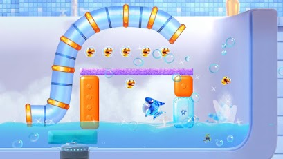Shark Dash Free Android Arcade & Action
