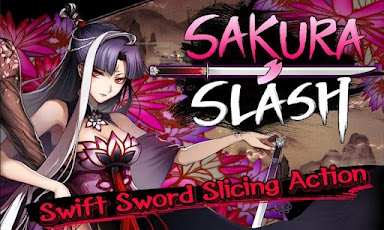 Sakura Slash Android Arcade & Action