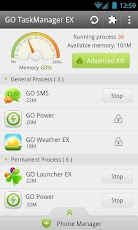 GO Task Manager EX Android Productivity