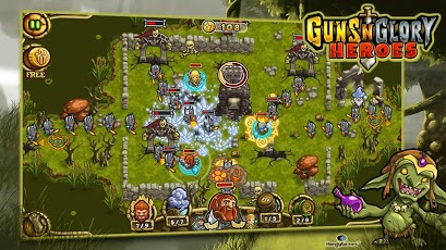 Guns'n'Glory Heroes Android Arcade & Action