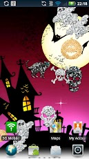 Halloween Diamonds DEMO live Android Personalization