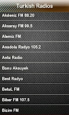 Turkish Radio Turkish Radios Android Entertainment