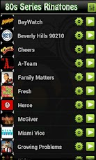 80 tv-series Ringtones Android Music & Audio