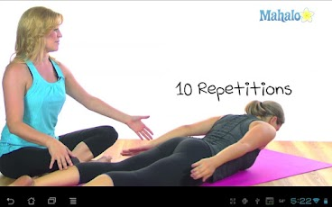 Learn Pilates Android Health & Fitness