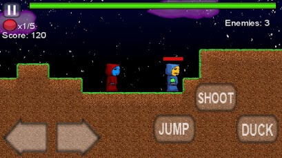 Blue Shadow Android Arcade & Action