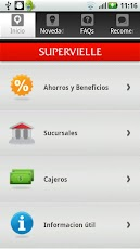 GeoSupervielle Android Finance