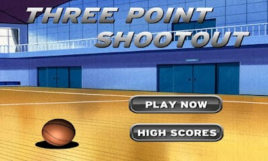 Three Point Shootout Android Sports Games