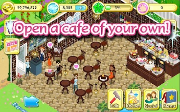Deluxe Cafe Android Casual