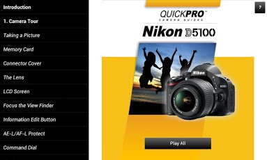 Nikon D5100 by QuickPro Android Photography