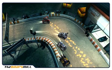 Mini Motor Racing Android Racing
