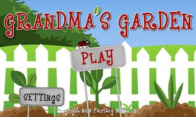 Grandma's Garden Android Education