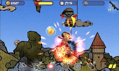 Monster of Puppets Android Arcade & Action