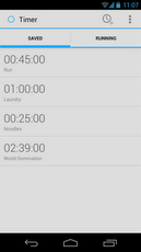 Timer Android Productivity
