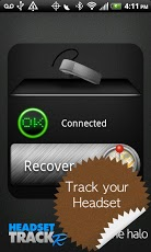 Headset TrackR - Locate & Find Android Productivity