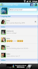 Messenger Play! Android Communication