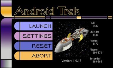 Android Trek - Star Defense Android Arcade & Action