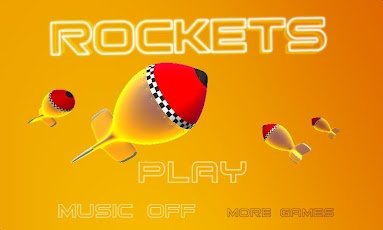 Rockets Missile 3D Android Arcade & Action