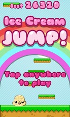 Ice Cream Jump Android Casual