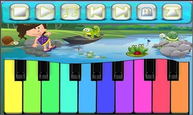 Kids Piano Games Android Education