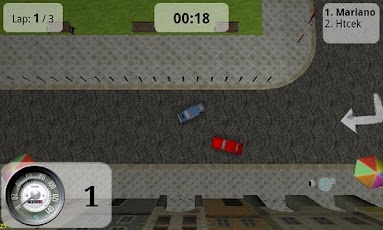 Relict Racer Android Racing