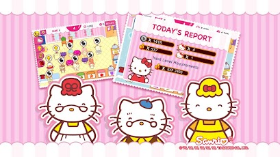 Hello Kitty Cafe Android Casual