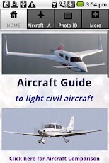 Aircraft Guide civil aircraft Android Books & Reference