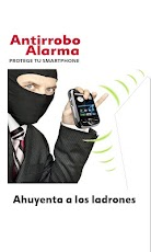Antirrobo Alarma Android Productivity