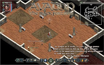 Avadon: The Black Fortress Android Arcade & Action