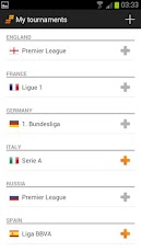 Sporee - Live Soccer Scores Android Sports