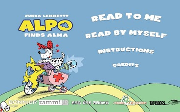 Alpo finds Alma (Tablet) Android Entertainment