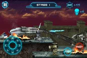 Metal Gun - Blood War Android Arcade & Action