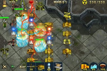 Army Defense Android Arcade & Action