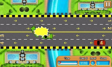 Car Traffic Lane Control Pro Android Arcade & Action