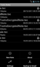 Tostis Notes Pro Android Tools