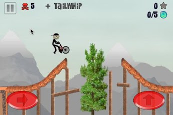 Stickman BMX Android Sports Games