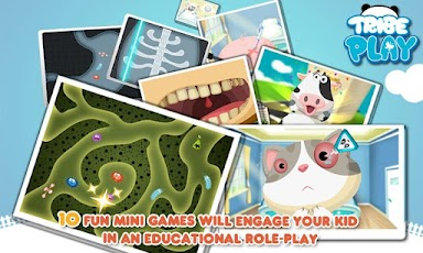 Animal Doctor Game - Free Android Education