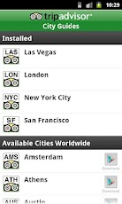 City Guides Catalog Android Travel & Local