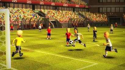 Striker Soccer Euro 2012 Android Sports Games