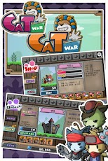 Cat War Android Arcade & Action