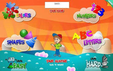 Kids ABC School for Toddlers Android Education